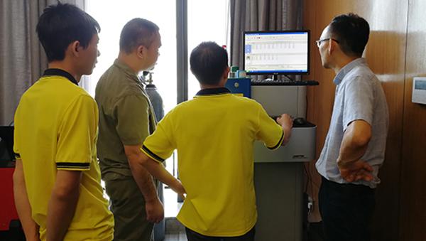 仪德直读光谱仪在环保中的作用