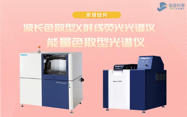 波长色散型X射线荧光光谱仪与能量色散型光谱仪的原理结构