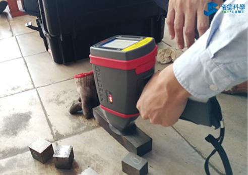 手持式合金分析仪xSORT现场测量不锈钢