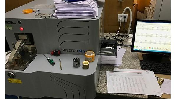 氩气净化机对直读光谱仪的重要性
