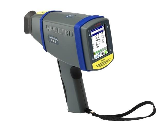 手持式X射线荧光光谱仪 手持式RoHS分析仪(EDXRF)