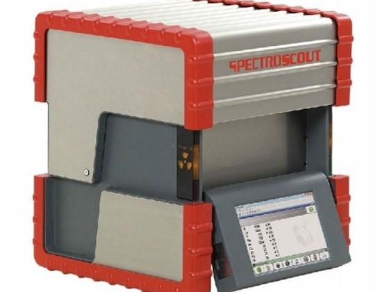 移动便携式X荧光光谱仪 光谱分析仪 SCOUT
